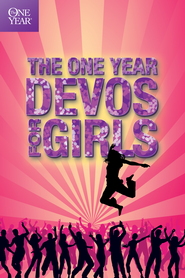The One-Year Devos for Girls   -