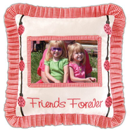 Friends Forever Pillow  -