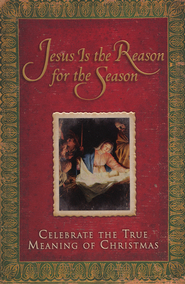 Jesus is the Reason for the Season: Pocket Inspirations  -              By: Compiled