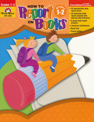 How Report on Books Grades 1-2   -