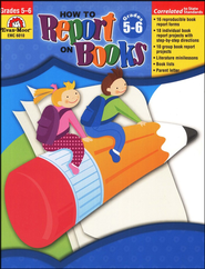 How Report on Books Grades 5-6   -