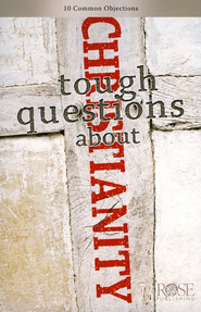 Tough Questions About Christianity--Pamphlet   -