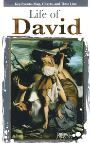 Life of David, Pamphlet   -