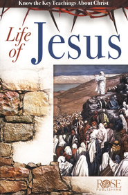 Life of Jesus, Pamphlet  -