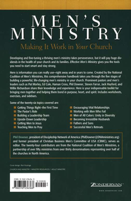 Effective Men's Ministry: The Indispensable Toolkit for Your Church  -     Edited By: Phil Downer     By: Phil Downer, ed.