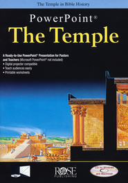The Temple: PowerPoint CD-ROM  -