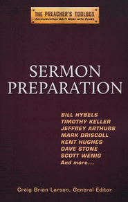 Sermon Preparation - eBook  -     Edited By: Craig Brian Larson     By: Craig Brian Larson, ed.