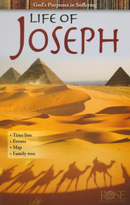 Life of Joseph Pamphlet - 5 Pack  -