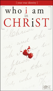 Who I Am in Christ, Pamphlet  -