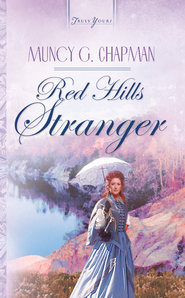 Red Hills Stranger - eBook  -     By: Muncy Chapman