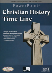 Christian History Time Line - PowerPoint   [Download] -