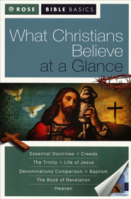 What Christians Believe at a Glance  -