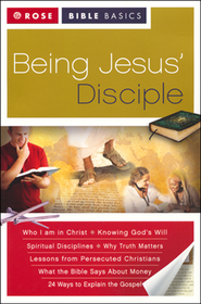 Being Jesus' Disciple  -