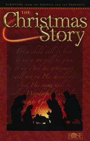 Christmas Story in Prophecy, Pamphlet  -