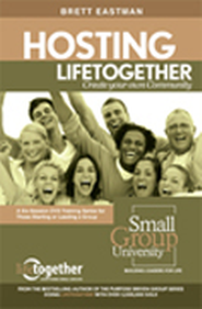 Hosting Lifetogether Group Leader's Guide  - Slightly Imperfect  -     By: Brett Eastman
