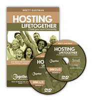 Hosting Lifetogether Group Leaders Kit DVD Set and Guidebook  -              By: Brett Eastman