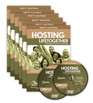 Hosting Lifetogether Church Kit (with Electronic Files CD)   -     By: Brett Eastman