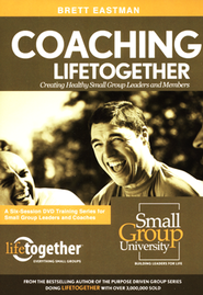 Coaching Lifetogether DVD/CD Set   -     By: Brett Eastman
