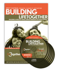 Building Lifetogether In Your Church Ministry Kit DVD Set and Guidebook  -     By: Brett Eastman
