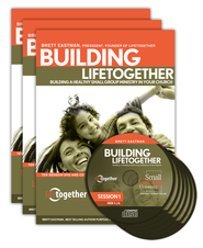 Building Lifetogether In Your Church Ministry Church Kit Leaders Kit (3 Complete kits)  -     By: Brett Eastman