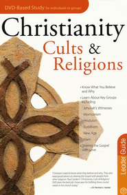 Christianity, Cults & Religions Leaders Guide  -