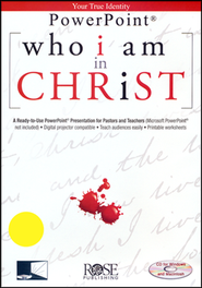 Who I Am in Christ  [Download] -