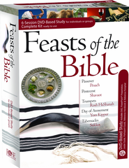 Feasts of the Bible DVD Curriculum Kit   -     By: Sam Nadler