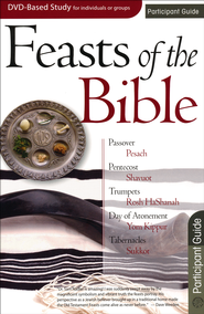 Feasts of the Bible: Participant Guide   -     By: Sam Nadler