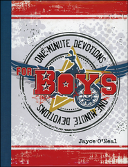 One Minute Devotions for Boys  -