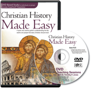 Christian History Made Easy - DVD  -              By: Timothy Jones