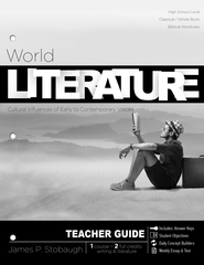 World Literature (Teacher's Edition) - eBook  -     By: James Stobaugh