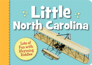 Little North Carolina  -     By: Carol Crane     Illustrated By: Jeannie Brett