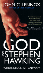 God and Stephen Hawking: Whose Design Is It Anyway? - eBook  -     By: John C. Lennox