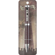 Graduate Pen, Brown Leather  -