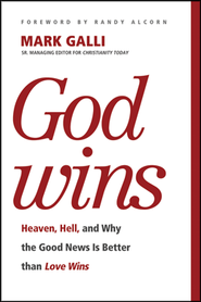 God Wins  -     By: Mark Galli