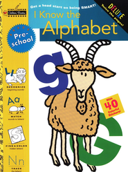 I Know the Alphabet (Preschool)  -