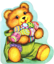 Happy Easter, Corduroy, Board Book   -              By: Don Freeman