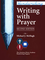 Writing with Prayer, Second Edition Grade 2   -     By: Michael J. McHugh