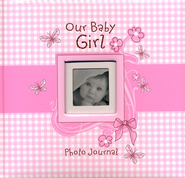 Our Baby Girl Photo Album, Pink   -