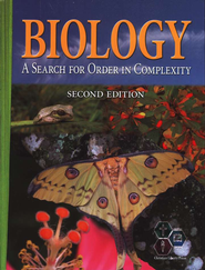 Biology: A Search for Order in Complexity, Student Text (Second Edition) Grades 10-12  -
