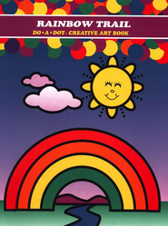 Rainbow Trail: Do-A-Dot &#153 Creative Art Book   -