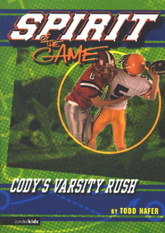 Cody's Varsity Rush - eBook  -     By: Todd Hafer