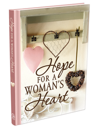 Hope for a Woman's Heart Devotional Book   -
