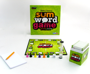 Sum Word Game, Bible Edition   -