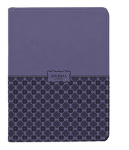 LuxLeather Journal , Purple  -