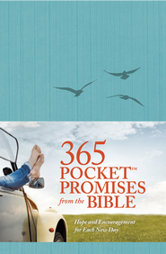 365 Pocket Promises from the Bible  -              By: Ronald A. Beers, Amy E. Mason