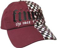 Finish the Race Cap  -