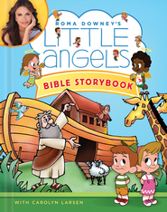 Little Angels Bible Storybook  -              By: Roma Downey