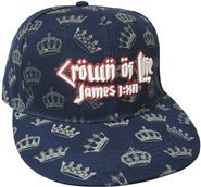 Crown of Life Cap  -