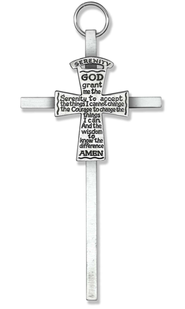 Grant Me the Serenity Wall Cross  -